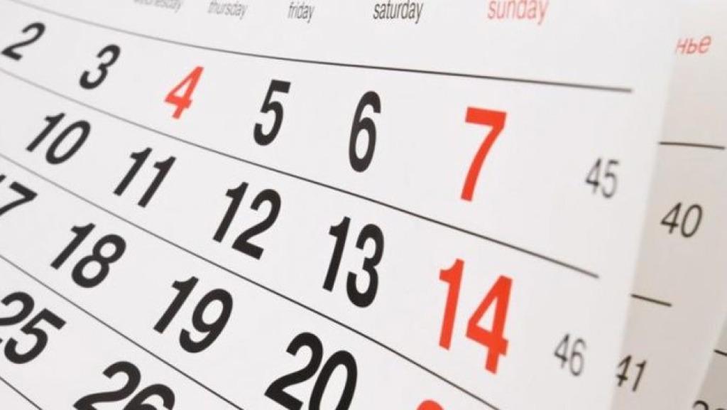 Calendario Dicembre 2019 E Gennaio 2020.Calendario Scolastico 2019 2020