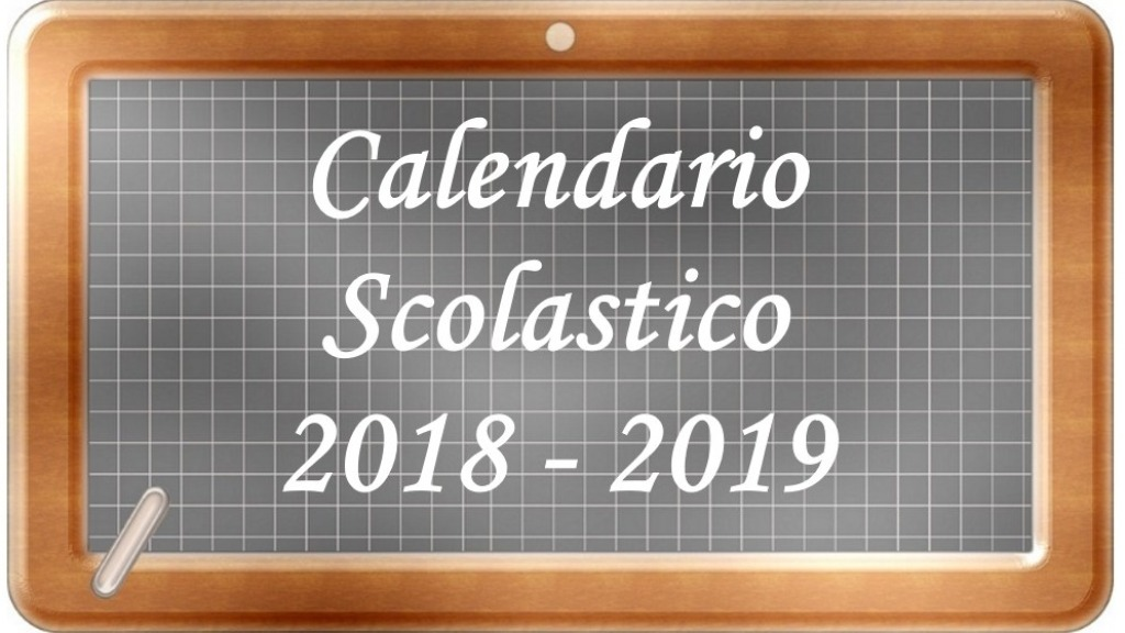Calendario Scolastico Regione Lombardia.Calendario Scolastico 2018 2019